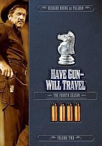 Have Gun, Will Travel: The Fourth Season...