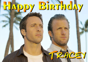 Hawaii-Five-O-5-O-Birthday-PERSONALISED-Greeting-Card