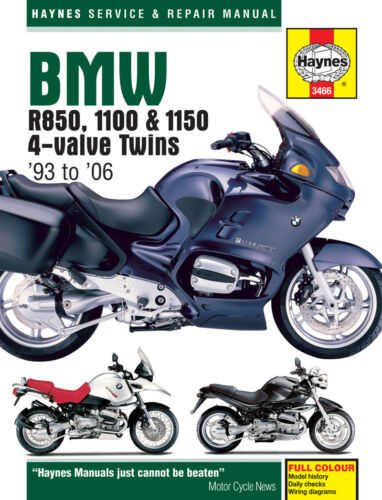 haynes manual bmw r1100rt 1996 2004 haynes service manual. Black Bedroom Furniture Sets. Home Design Ideas