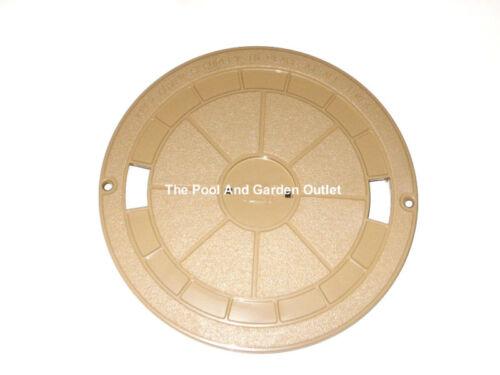 Hayward Sp1070 Pool Skimmer Deck Lid Cover Tan Replacement
