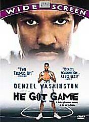 He Got Game (DVD, 1998, Widescreen)