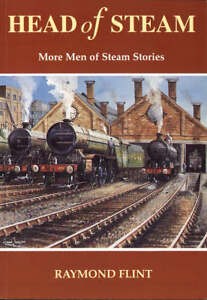 Head-of-Steam-More-Men-of-Steam-Stories-by-Raymond-Flint-Paperback-1995