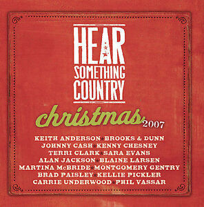 Hear Something Country: Christmas by Var...