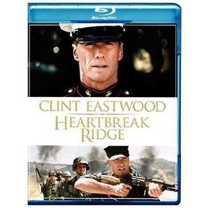 Heartbreak Ridge (Blu-ray Disc, 2010)
