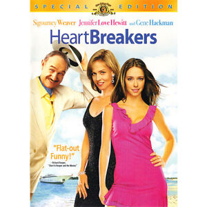 Heartbreakers (DVD, 2001, Special Editio...