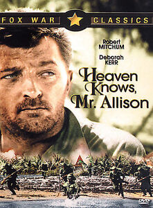Heaven Knows, Mr. Allison (DVD, 2003, Fo...
