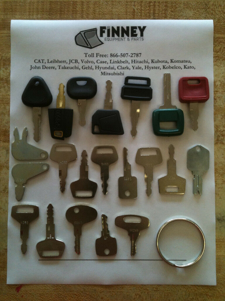 Construction Equipment For Sale Construction Equipment Keys