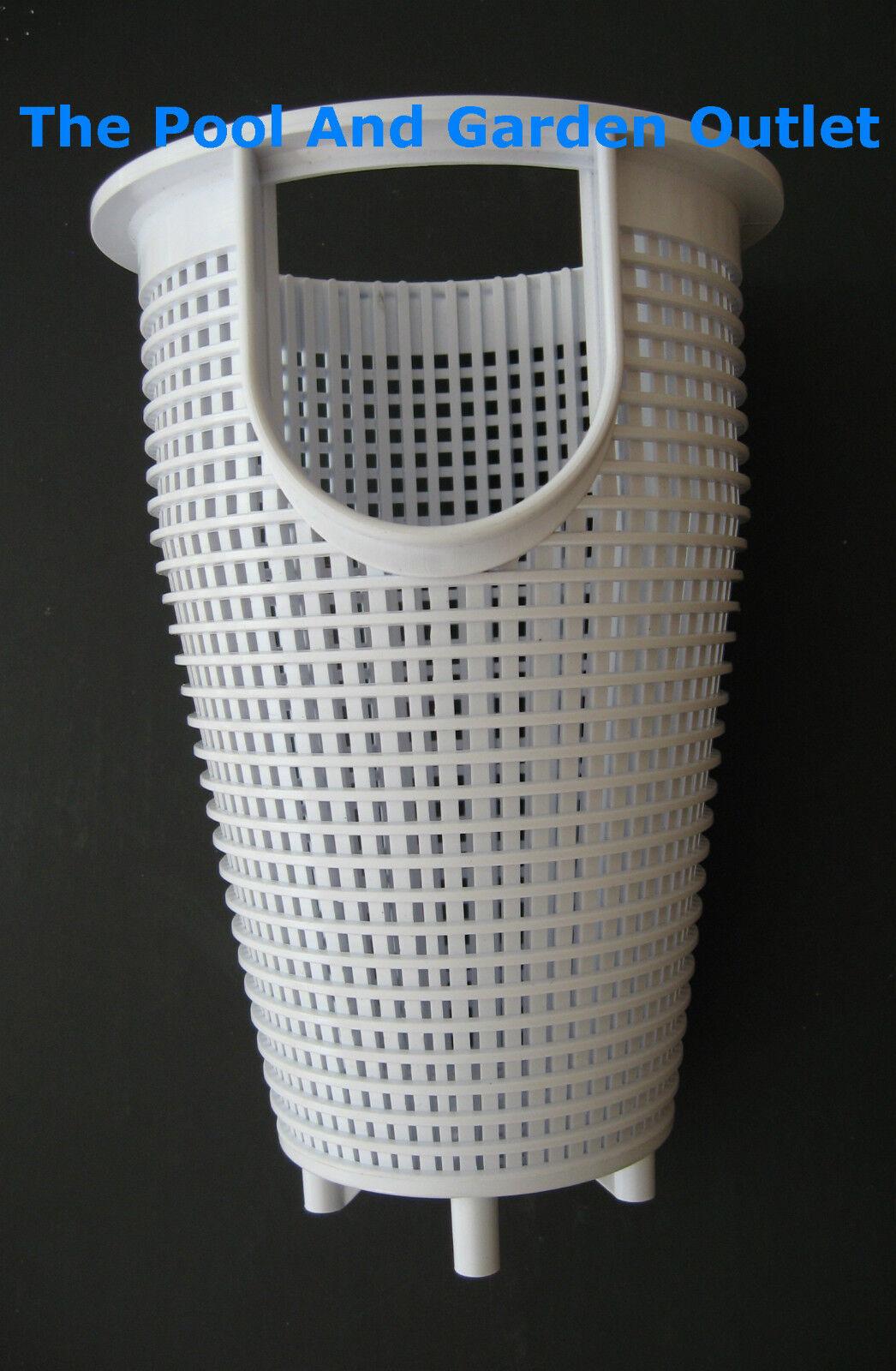 Heavy Duty Pump Basket For Purex Aquatron Whisperflo