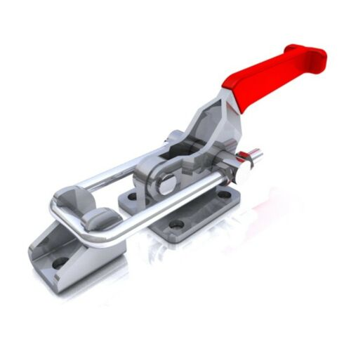 Heavy Duty Toggle Clamp Hook And Latch With Holding