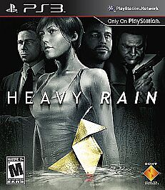 Heavy Rain  (Sony Playstation 3, 2010)