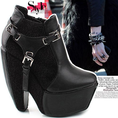 Rocker Celebrity Boots