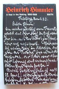 Heinrich-Himmler-A-Nazi-in-the-Making-1900-1926-von-1971