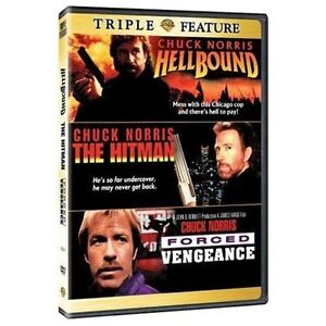 Hellbound/Hitman/Forced Vengeance (DVD, ...