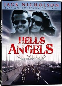Hells Angels On Wheels (DVD, 2003)
