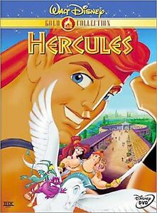 Hercules (DVD, 2000, Gold Collection Edi...