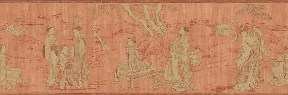 Hermitage 7 Asia World Satin Borte 6835-19