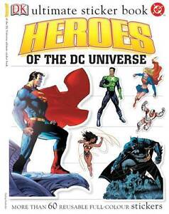 Heroes of the DC Universe Ultimate Stick...