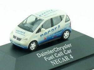Herpa B6 696 0607 MB A-Klasse Daimler Chrysler Necar 4 W 168 PC OVP 1411-17-06 - <span itemprop=availableAtOrFrom>Königsbrunn, Deutschland</span> - Widerrufsrecht für Verbraucher (Verbraucher ist jede natürliche Person, die ein Rechtsgeschäft zu Zwecken abschließt, die überwiegend weder ihrer gewerblichen noch ihrer selbststä - Königsbrunn, Deutschland