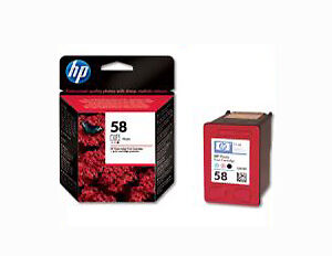 Hewlett Packard 58 Ink Cartridge