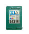 Hewlett Packard HP 343 - Print cartridge - 1 x yellow, cyan, magenta - 260 pages Ink Cartridge