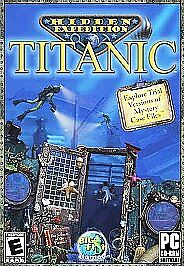 Hidden Expedition Titanic PC Video Game