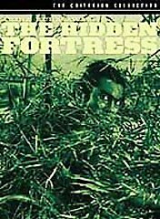 The Hidden Fortress (DVD, 2001, Criterio...