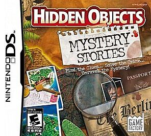 Hidden Objects: Mystery Stories  (Ninten...