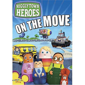 Higglytown Heroes: Heroes On The Move (D...