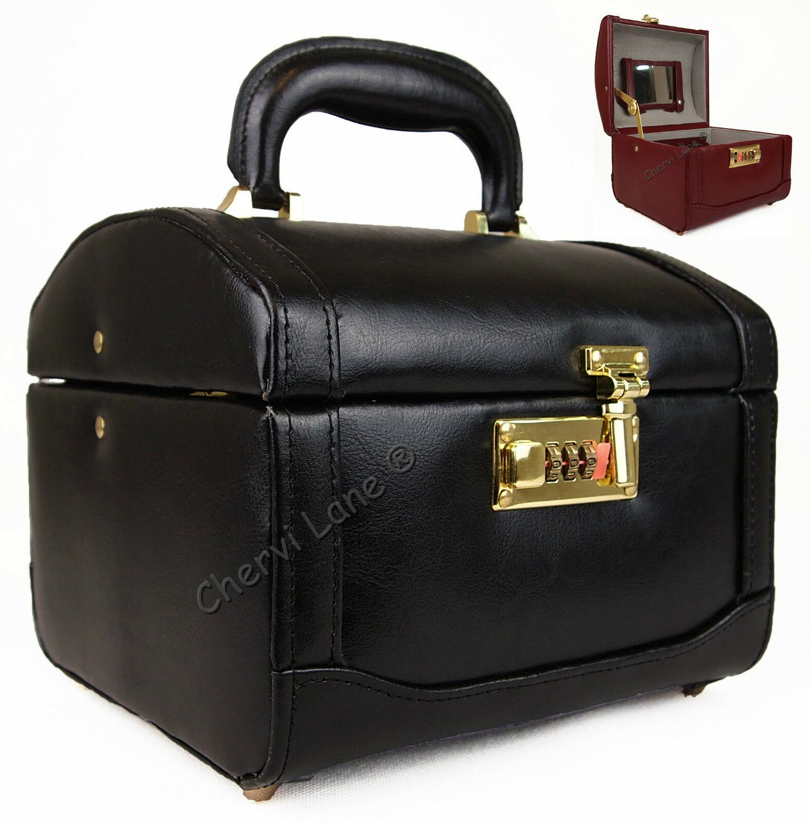 Find great deals on eBay for leather make up case. Shop with confidence.