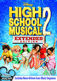 High School Musical 2 (DVD, 2007)