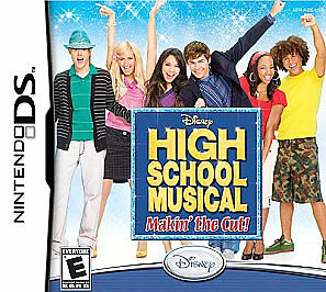 High School Musical: Makin' the Cut!  (N...