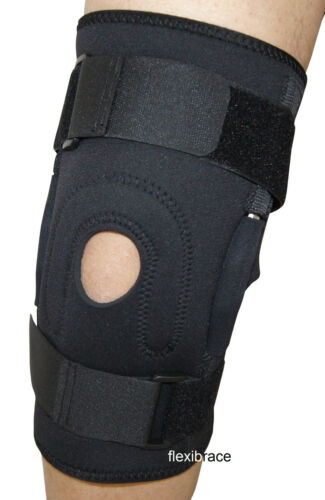 Hinged Knee Brace Support New by Flexibrace in Health & Beauty, Medical, Mobility & Disability, Braces & Supports | eBay