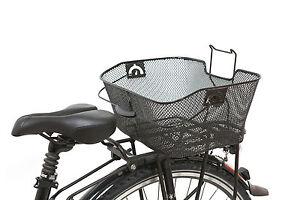 hinterradkorb fahrradkorb hinten abnehmbar mit. Black Bedroom Furniture Sets. Home Design Ideas