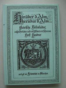 Hinueber-dAlm-herueber-dalm-Bairische-Volkslieder-1972-Bayern-Lieder
