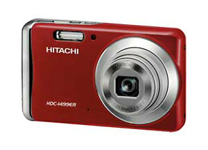 Hitachi HDC-1499 14.0 MP Digital Camera ...