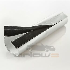 hitzeschutz schlauch mit klettverschlu f r rohre kabel schl uche thermoschlauch ebay. Black Bedroom Furniture Sets. Home Design Ideas