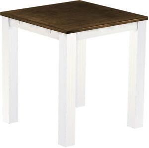 hochtisch stehtisch esstisch tisch pinie massiv weiss. Black Bedroom Furniture Sets. Home Design Ideas