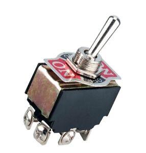 Hochwertiger-Profi-Kippschalter-mit-Ruhestellung-2-pol-250V-5A-AC-gute-Qualitaet