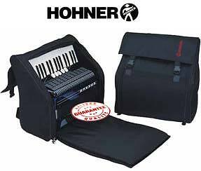 Hohner 48 Bass Padded Accordion Gig Bag, AGB48 in Musical Instruments & Gear, Accordion & Concertina | eBay