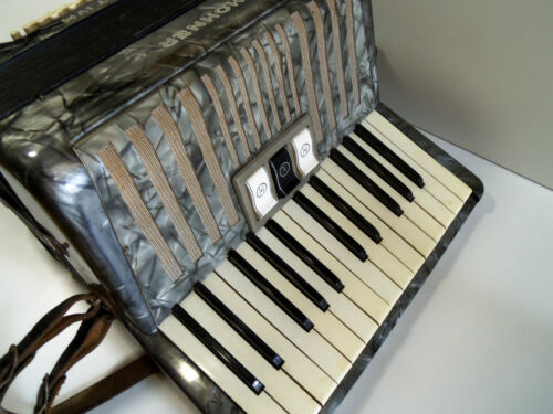 Hohner made in Germany accordion model Student IV. in Musical Instruments & Gear, Accordion & Concertina | eBay