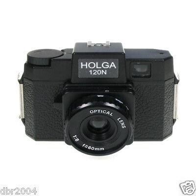 Holga 120 N Medium Format Film Camera (Black) in Cameras & Photo, Film Photography, Film Cameras | eBay