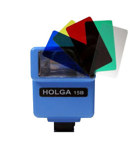 Holga 15B Shoe Mount Flash ('Red')