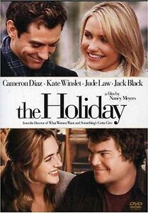 The Holiday (DVD, 2007)