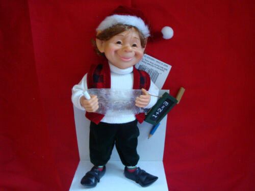 Holiday Teacher School Darling Elf NWT RETIRED! in Collectibles, Holiday & Seasonal, Christmas: Current (1991-Now) | eBay