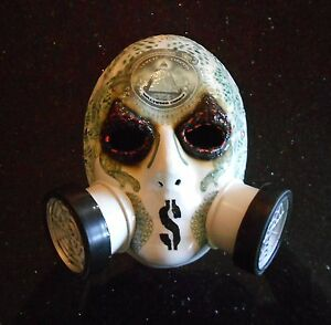 hollywood undead j dog mask with lights ebay