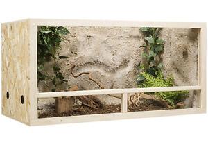 Holz-Terrarium-Terrarien-120-x-60-x-60-cm-OSB-Platte-Seitenbelueftung