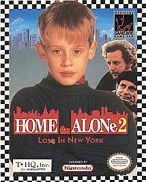 Home Alone 2: Lost In New York  (Nintend...