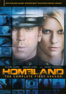 Homeland: The Complete First Season (DVD, 2012, 4-Disc Set) in DVDs & Movies, DVDs & Blu-ray Discs | eBay