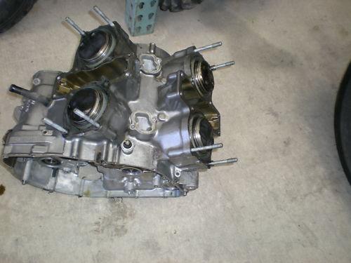 Honda 1987 VF 700 C Super Magna 750 Engine Cases Piston
