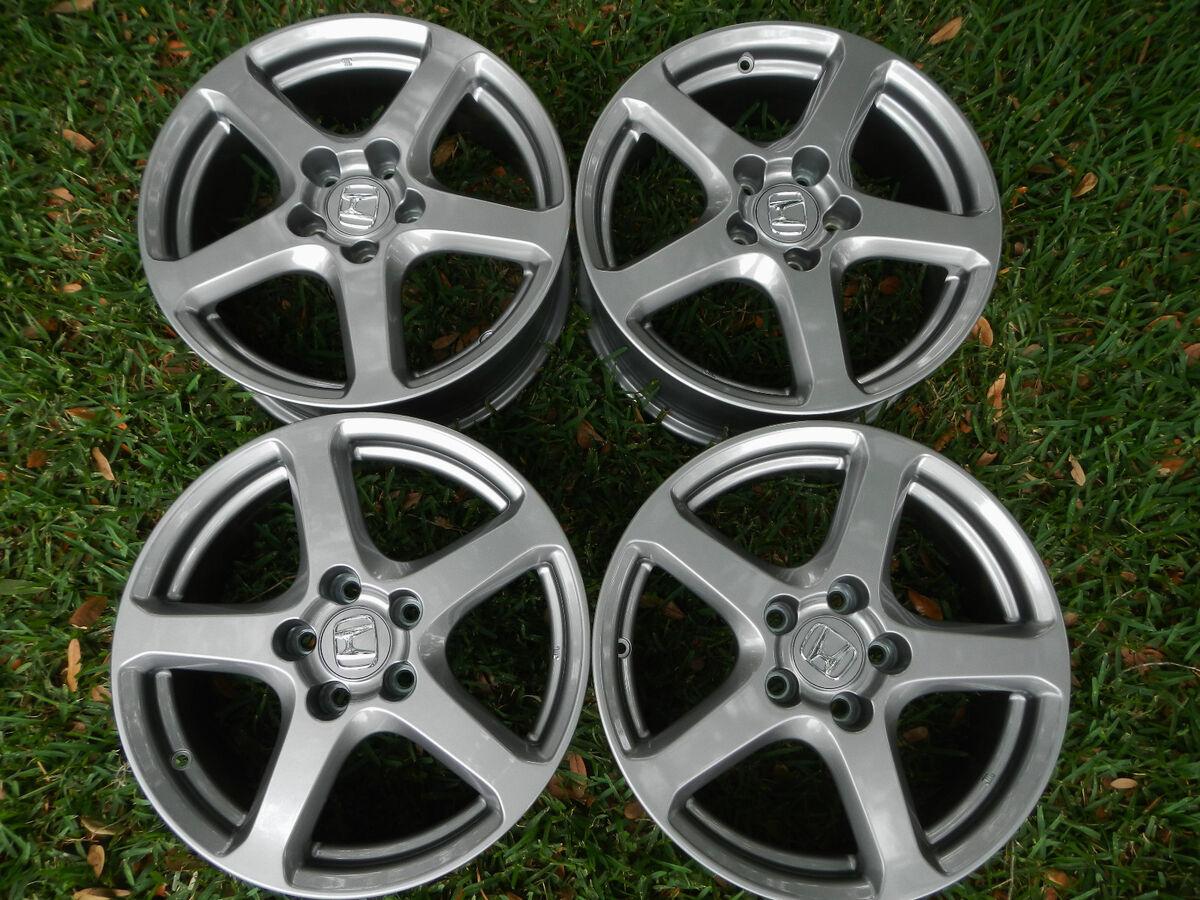 "Honda Civic SI 17"" HFP Factory Wheels Rims Fits Accord CR V Brand New"